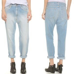 Rag & Bone extreme wide leg jeans 25